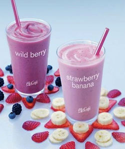 Post image for Will McDonald's Create The Smoothie Meltdown? It's Done It Before!
